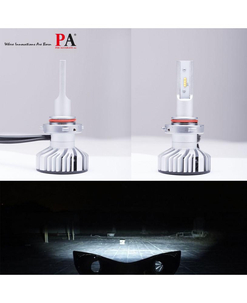 PA 1 Pair 9005/9006/H10 LED Headlight Conversion Kit 10000LM