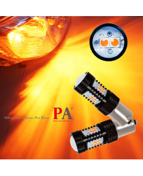 PA 3030 LED Tail Signal Light Bulb 1156 ba15s 12v