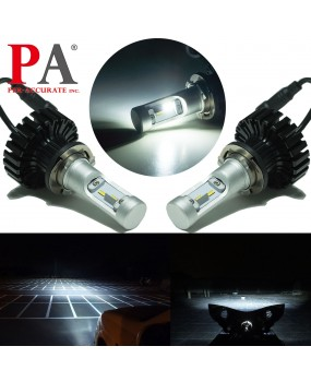 PA Pair H15 Philips LED Chip High Beam Daytime Running Light Bulb