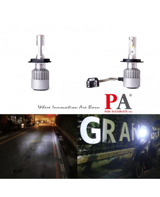 LED Auto headlight bulbs Conversion Kit H4 H7 H8 H9 H10 H11