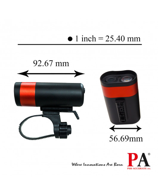【PA LED】Bat Eye Bike WIFI Digital Video Recorder 1080P