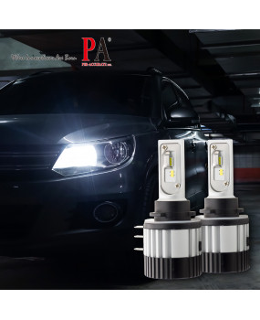VW Tiguan H15 LED High Beam Daytime Running Light