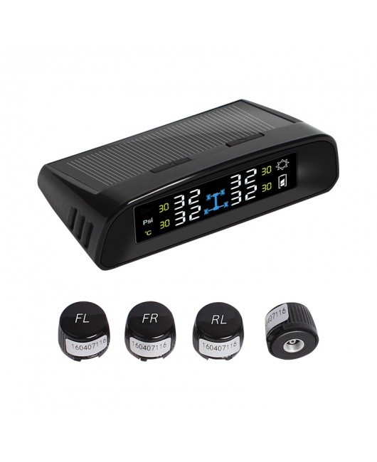 PA Car Tire Pressure Monitoring System external TPMS