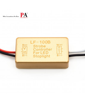 PA LED Strobe Controller for LED Stop Light / Flasher Two type A & B