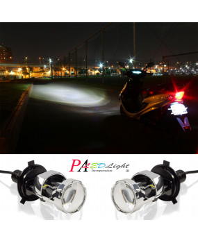 Motor LED Headlights H4 HS1 headlight bulb for motorcycle Ship from Taiwan