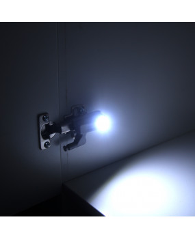 【LED Light】Cabinet / Cupboard / Closet / Wardrobe / Hinge LED Sensor Light / Easy to install