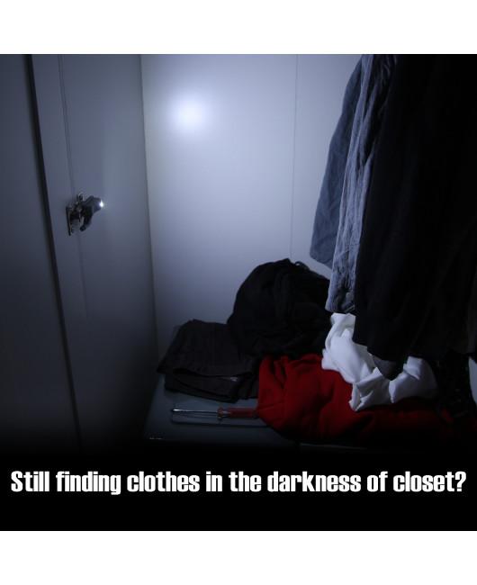 【LED Light】Cabinet / Cupboard / Closet / Wardrobe / Hinge LED Sensor Light / Easy to install