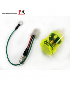 PA Motorcycle LED Flasher Blinker Relay Turn Signal Direction Light to fix the hyper flash of LED