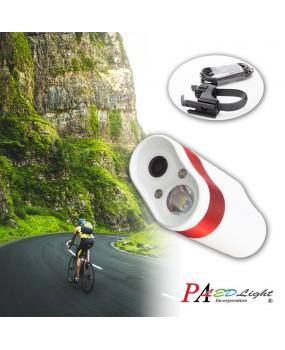 腳踏車行車紀錄器 高亮度頭燈 可連接手機App 腳踏車配件 自行車旅行必備品 遠離三寶 Bat Eye 【PA LED】