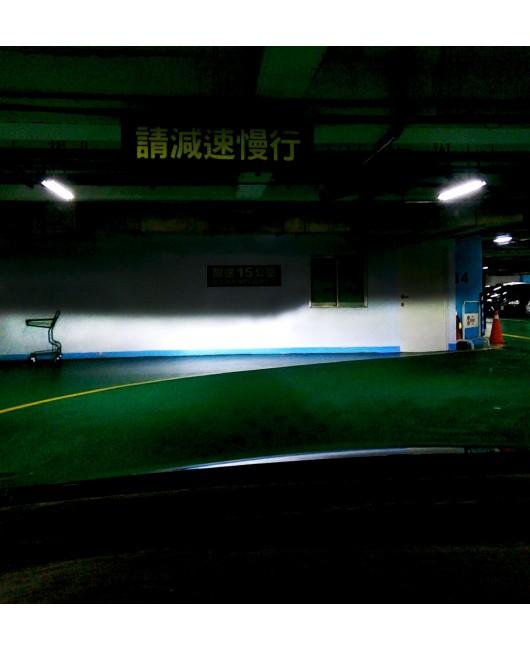 【三年保固】飛利浦PHILIPS晶片 LED 大燈 霧燈 H4 / H7 / H8 / H9 / H11 / H16J