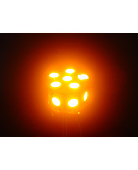 【PA LED】迷你型 小尺寸 雙芯 13晶 39晶體 SMD LED 煞車燈 尾燈 方向燈 小燈 1156 1157 T20 7440 7443 3157 3156