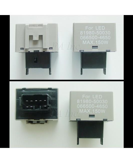 【PA LED】Toyota Vios Yaris Wish Altis  Innova Rav4 CAMRY 8 PIN 防快閃 LED 方向燈 閃爍器 繼電器 閃光器