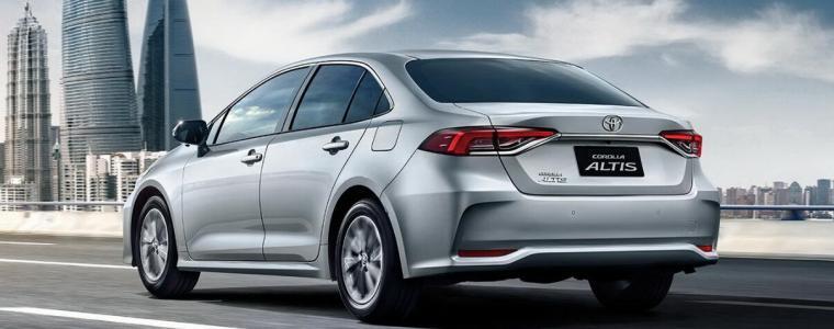 2019年4月臺灣汽車市場銷售報告: Toyota Corolla Altis 穩坐冠軍寶座