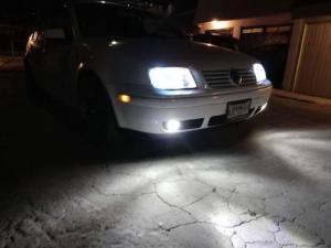 How CAR LED Headlight work