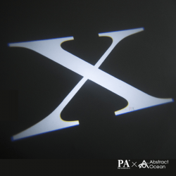 PA LED Tesla Logo Projector / Puddle Light (by Abstract Ocean)
