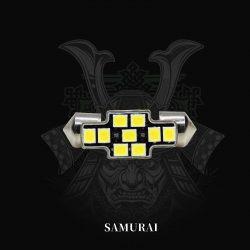 PA LED SAMURAI Canbus Festoon